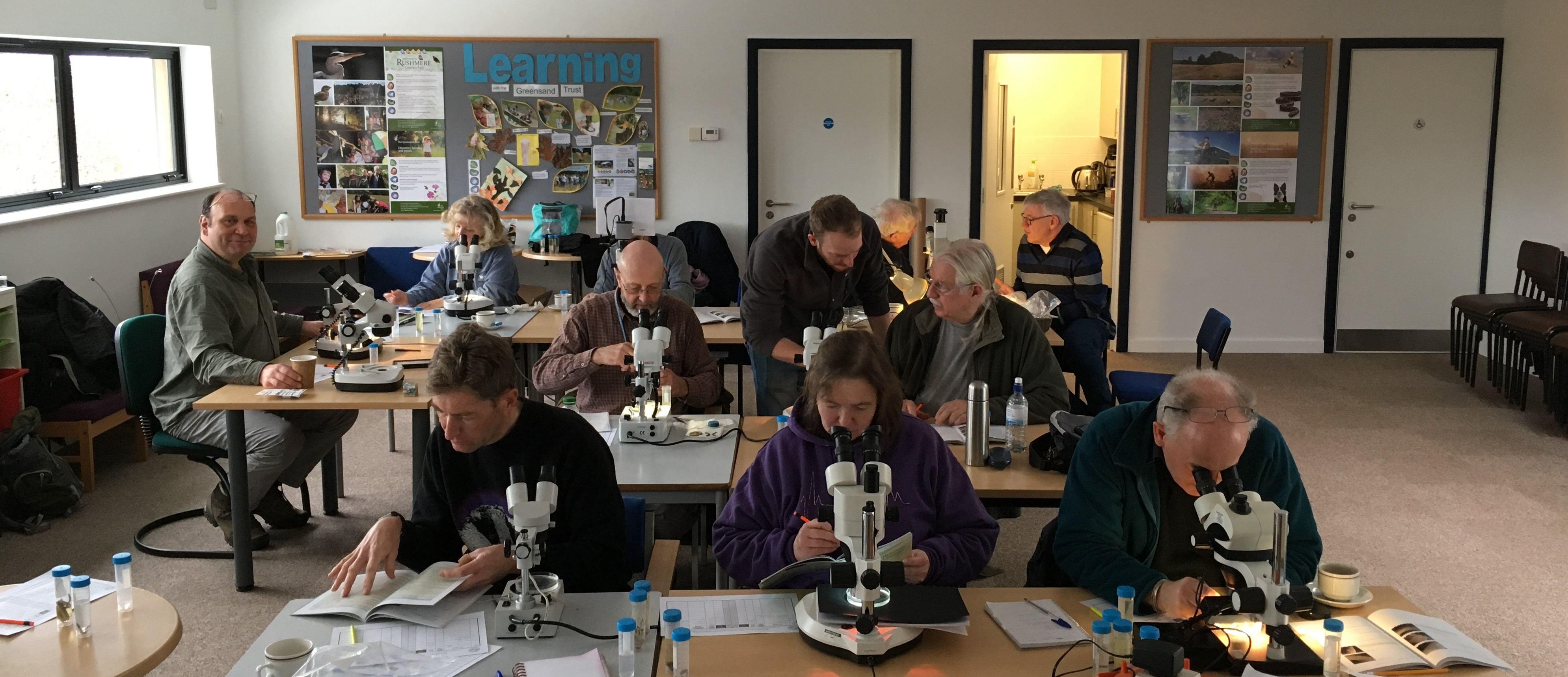 Bedfordshire Earthworm ID Weekend