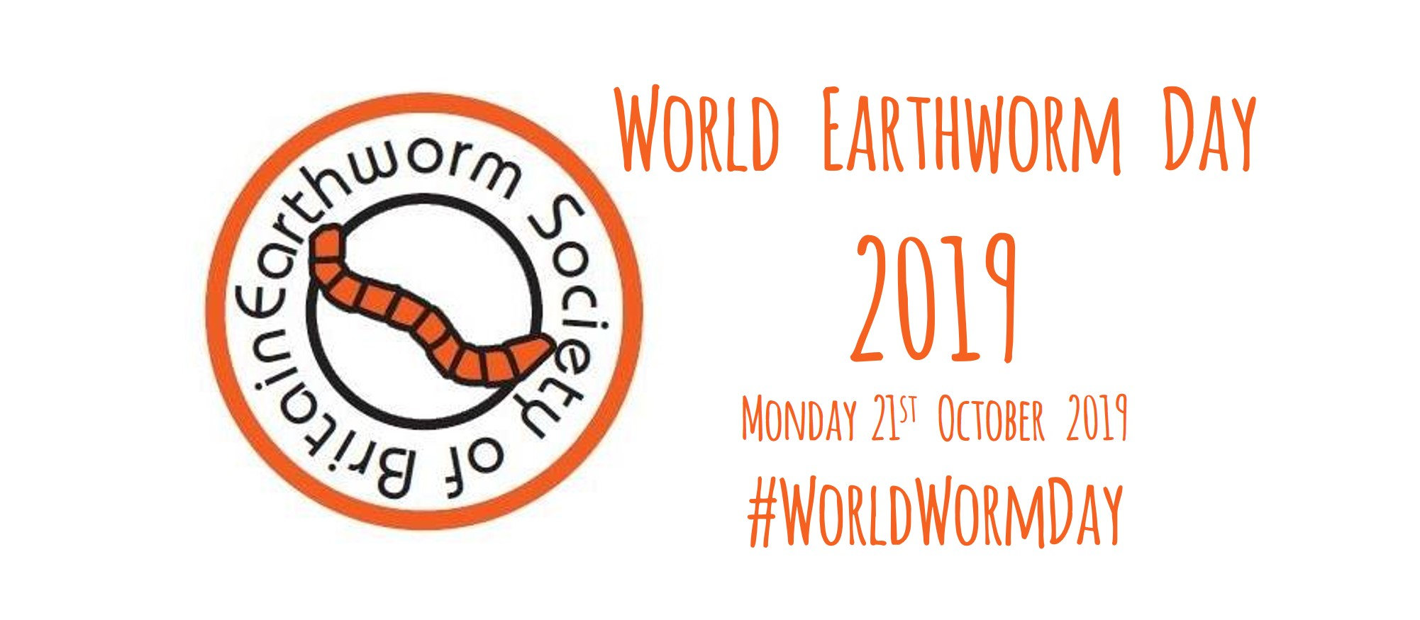 World Earthworm day 2019 banner image 2