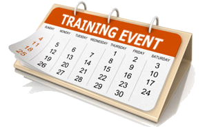 Training calendar image